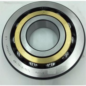 35 mm x 65 mm x 35 mm  PFI PW35650035CS angular contact ball bearings
