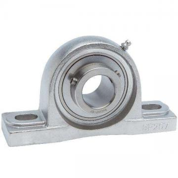 75 mm x 195 mm x 82 mm  ISO UCFL315 bearing units