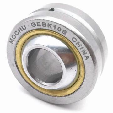 15 mm x 26 mm x 15 mm  FBJ GEEW15ES plain bearings