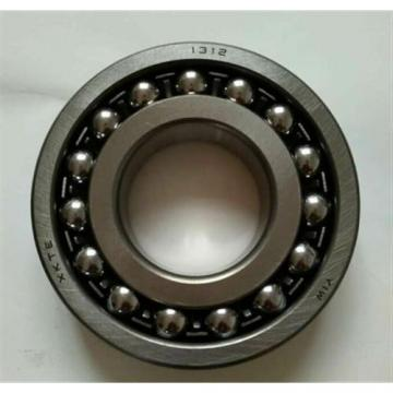 35 mm x 80 mm x 31 mm  NACHI 2307K self aligning ball bearings