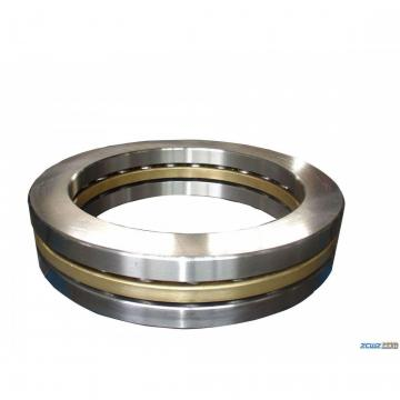 90 mm x 190 mm x 43 mm  SKF NJ 318 ECML thrust ball bearings