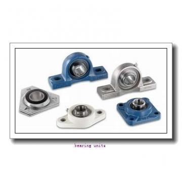 INA PCFTR17 bearing units
