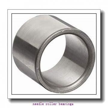 ISO K15x18x17 needle roller bearings