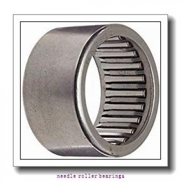 85 mm x 115 mm x 30 mm  NSK NAF8511530 needle roller bearings