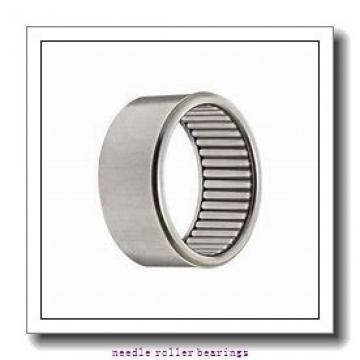 30 mm x 47 mm x 16 mm  IKO NAF 304716 needle roller bearings