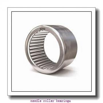6 mm x 17 mm x 10 mm  NBS NAO 6x17x10 TN needle roller bearings