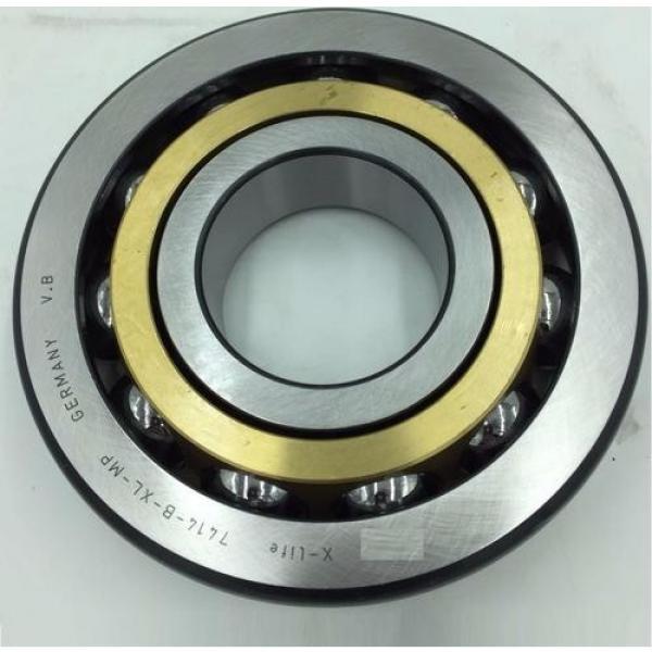 15 mm x 42 mm x 13 mm  NSK 7302 B angular contact ball bearings #1 image
