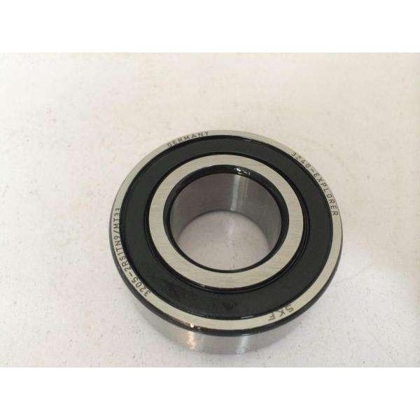 10 mm x 22 mm x 6 mm  SKF S71900 CD/HCP4A angular contact ball bearings #1 image