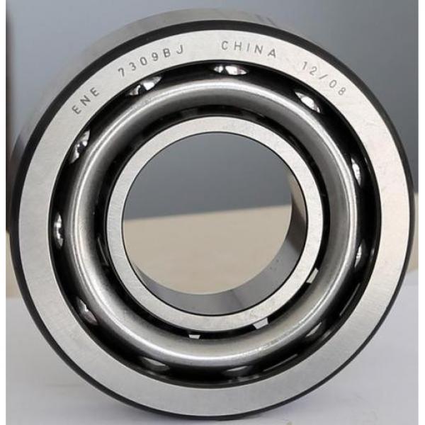 50 mm x 80 mm x 16 mm  NTN 7010DT angular contact ball bearings #2 image