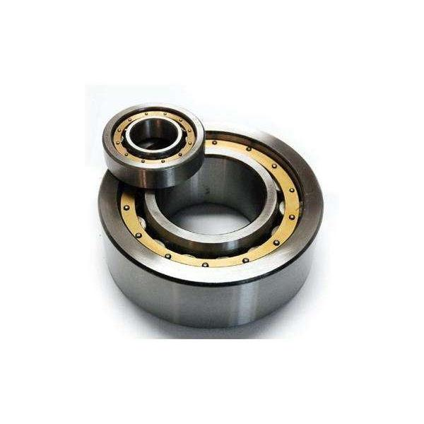 40 mm x 65 mm x 22 mm  SKF NKIS 40 cylindrical roller bearings #1 image