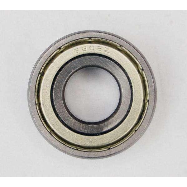 30 mm x 72 mm x 27 mm  ISO 62306-2RS deep groove ball bearings #1 image