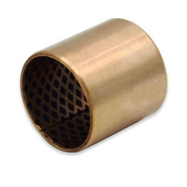 160 mm x 165 mm x 80 mm  SKF PCM 16016580 M plain bearings #1 image