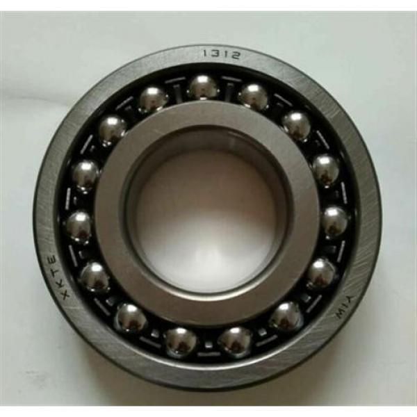 75 mm x 160 mm x 37 mm  NSK 1315 K self aligning ball bearings #1 image